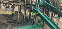 Playground in Golden Gate Park Targeted by Vandals