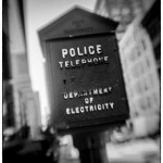 Police Call Box, San Francisco