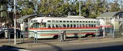 San Francisco Heritage Streetcars