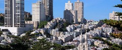 San Francisco: view from Telegraph Hill