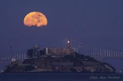 Sausalito - 060917 - 02 - View of Alcatraz Island