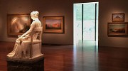 Solitude (in the de Young Museum)