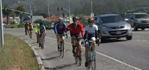 Thousands Take Part in 15th Annual AIDS Life Cycle