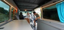 Van Conversion Company Inspired by Steep Rental Prices