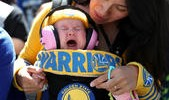 Warriors Parade Photos: Next Generation of Dub Nation