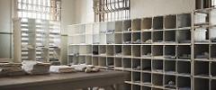Alcatraz - Laundry Room