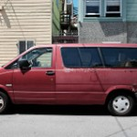 Sunkissed Ford Aerostar