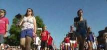 Thousands Flock to Danville's Annual July Fourth Parade