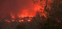 Wall Fire in Butte County Swells to 4,400 Acres