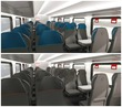 What Color Caltrain Seat Would You Like?