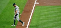 A's Give Up Four Home Runs, Drop Series Opener to Orioles