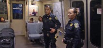 BART Police Stepping Up Patrols on Trains, at Stations