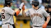 Bay Bridge Series: Giants' Bats Explode in Win Over A's