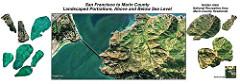 San Francisco Presidio area, Across to Marin County