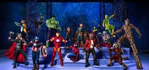Superheroes Unite in Bay Area for Marvel Live Action Show