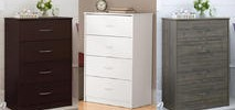1.6 Million Chests of Drawers Recalled Over Tip-Over Risk