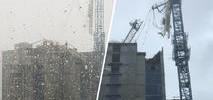 2 Cranes Atop High-Rises Collapse as Irma Lashes Miami