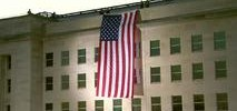 American Flag Unfurled at Pentagon to Commemorate 9/11