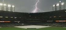 Bay Area Gets Front-Row Seats to Lightning Show