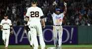 Kershaw, Dodgers Beat Giants to Snap 11-Game Skid