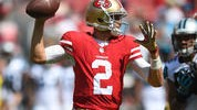 Shanahan Era Starts Ugly for 49ers in Loss to Panthers