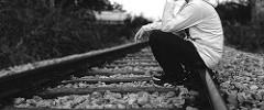 Thinking. #railway #old #retro