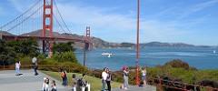 San Francisco; Marin Headlands