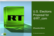 Twitter Apparently Pitched Russian Media Outlet RT On Spending Millions In Ads Last Year