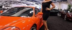 2017 SF International Auto Show at Moscone Center - 112117 - 67 - Ferrari
