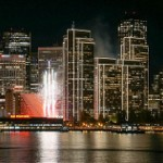 Lighting up Embarcadero