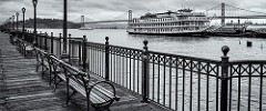 Pier and Paddleboat