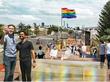 Sloped Amphitheater, Designed For Rallies, Selected For Harvey Milk Plaza Redo