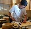 Water Damage Abruptly Shutters New Michelin Star Recipient Kinjo