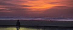 Pacific Sunset, Ocean Beach