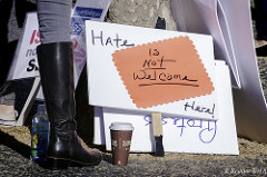 Women's March: Hate is Not Welcome